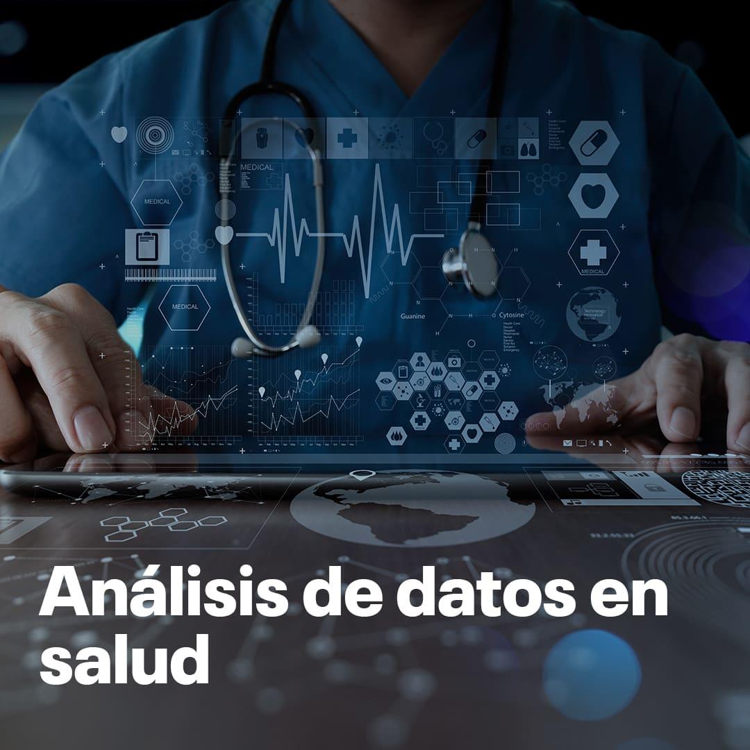 Análisis de datos en salud