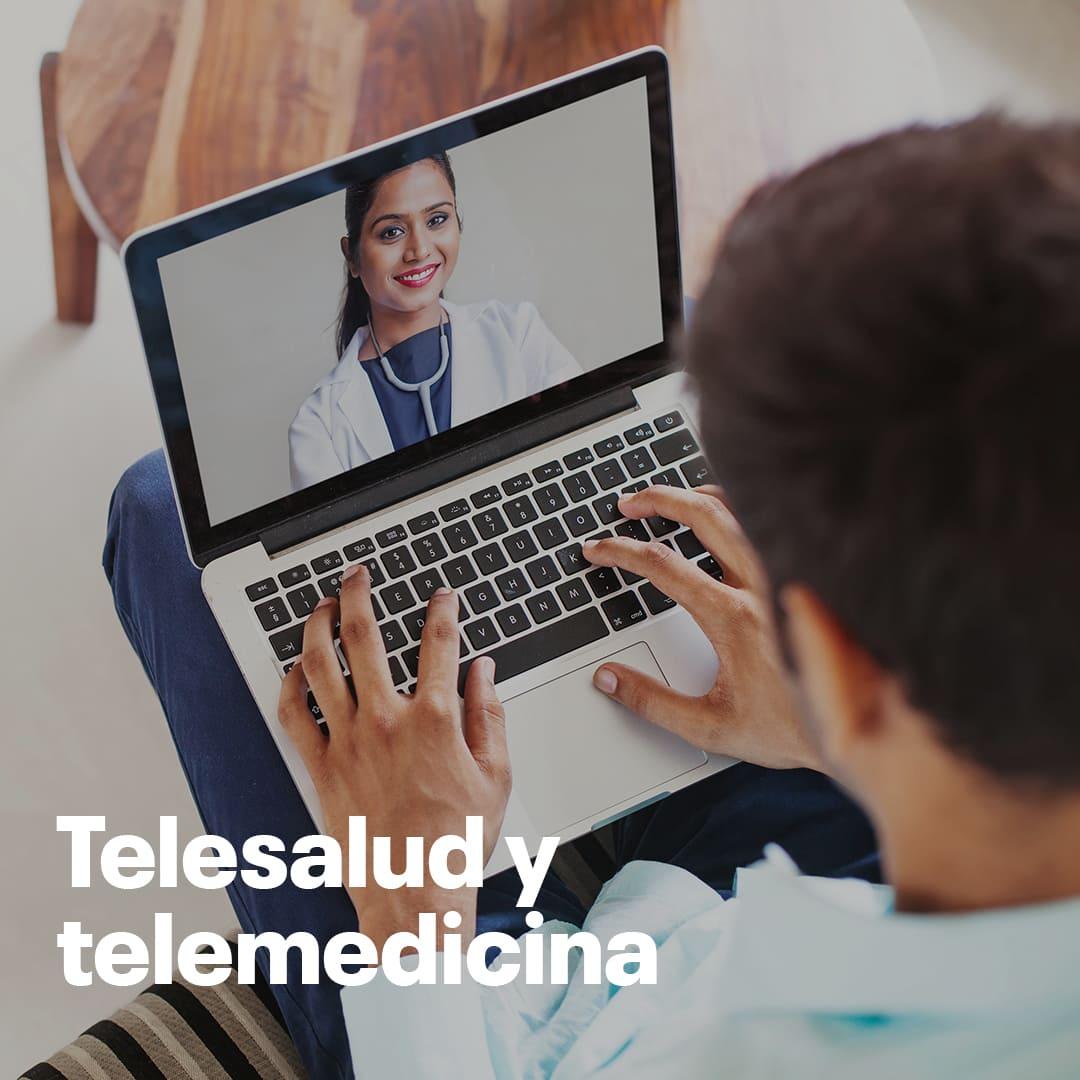 Telesalud y Telemedicina